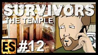 Survivors Ch. #12 - The Temple (The Antichrist Revealed) - Apocalyptic Movie