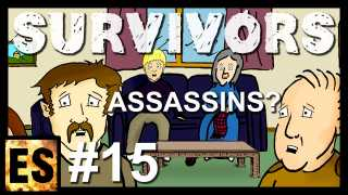 Survivors Ch. #15 - Assassins (Killing The Antichrist) - Apocalyptic Movie