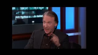 1. A Decent Life - The Dissenting Narrative of Tom O'Carroll, BILL MAHER OPENS THE SHOW