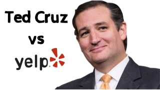 Ted Cruz Supporters Raid Yelp! [Fiola Scandal]
