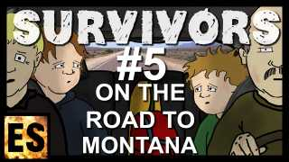 Survivors Ch. #5 - On The Road To Montana (Irene Takes a Stand) - Apocalyptic Movie